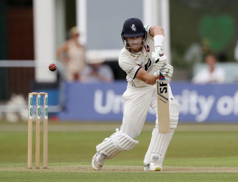 Denly named in England Test squad