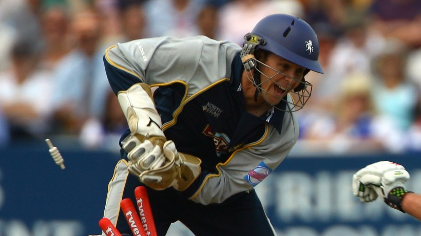 Vote for your favourite Kent wicketkeeper of the era