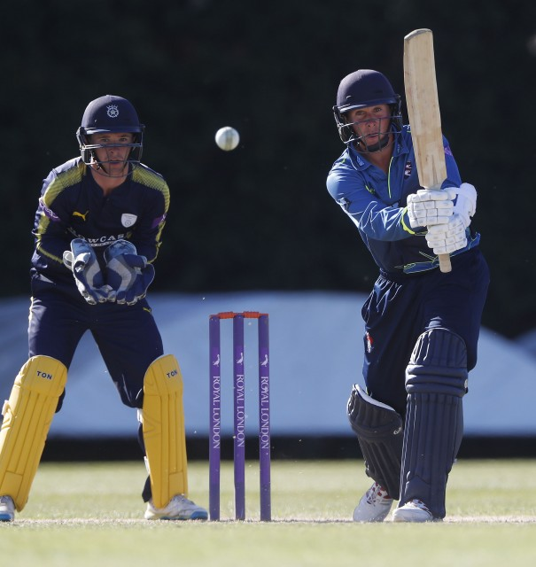 Second XI win Trophy thriller v Hampshire