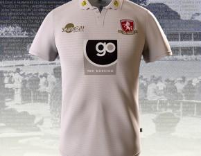 Club unveils 150th Year County Championship shirt