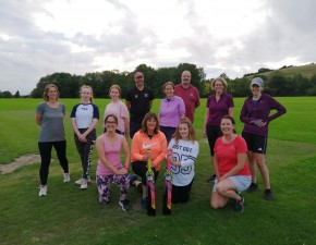Kemsing CC Launch New Women's Section