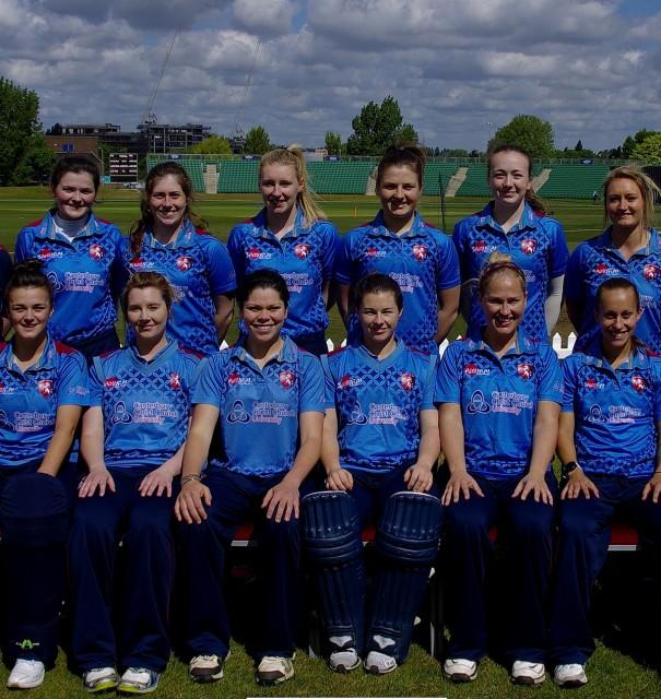 Kent Women v Lancashire & Yorkshire (Sun/Mon 11am)