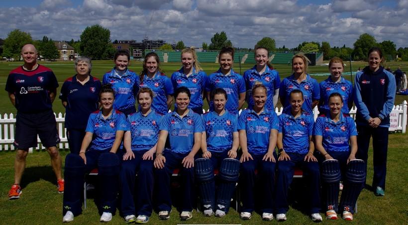 Kent Women v Lancashire (Mon, 11am)