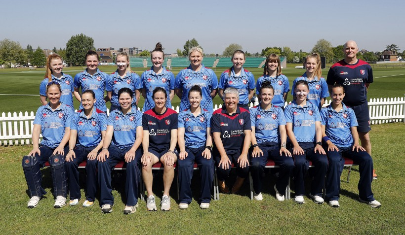 Kent finish third in Women's T20
