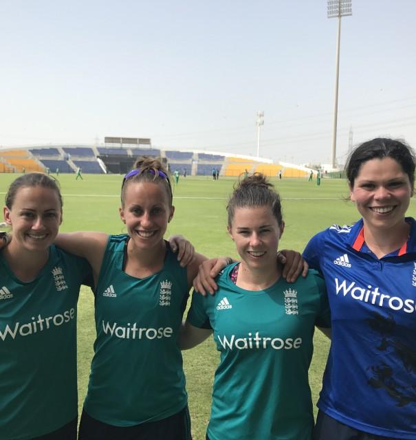 Kentish cricketers impress as England sweep Ireland in Abu Dhabi