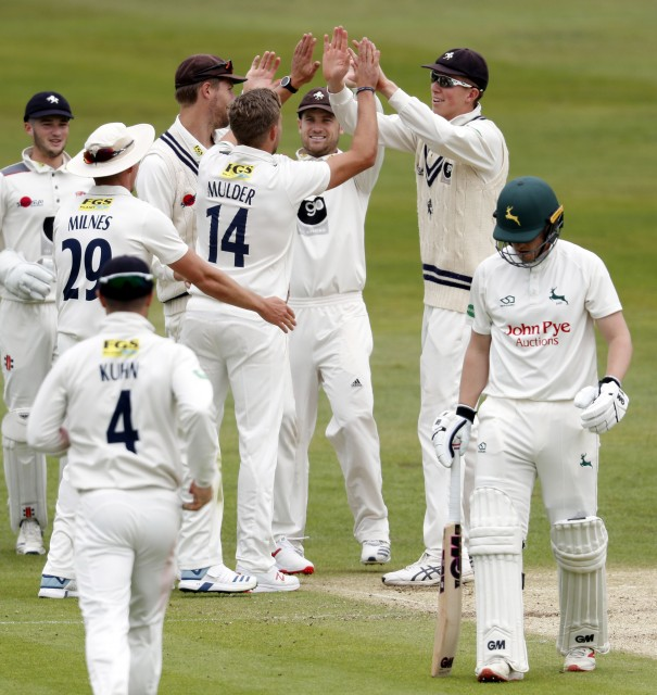 Kent secure superb win on final day