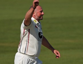 Stevens takes 5-wicket haul in Bristol draw