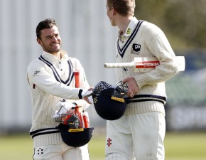 Kuhn and Crawley centuries in Surrey friendly