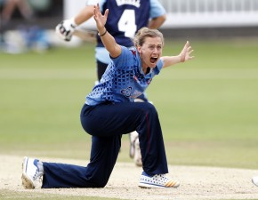 Laura Marsh calls time on cricket career