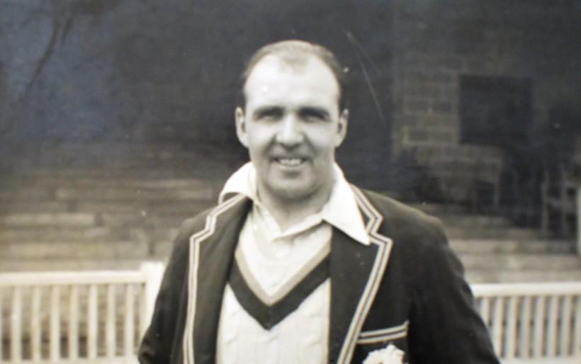 Kent Cricket's footballers
