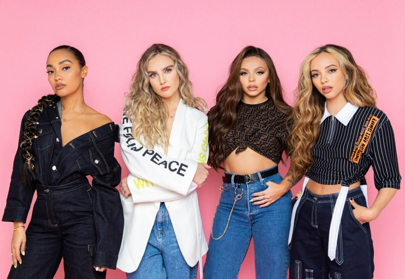 Little Mix to play at The Spitfire Ground this Summer