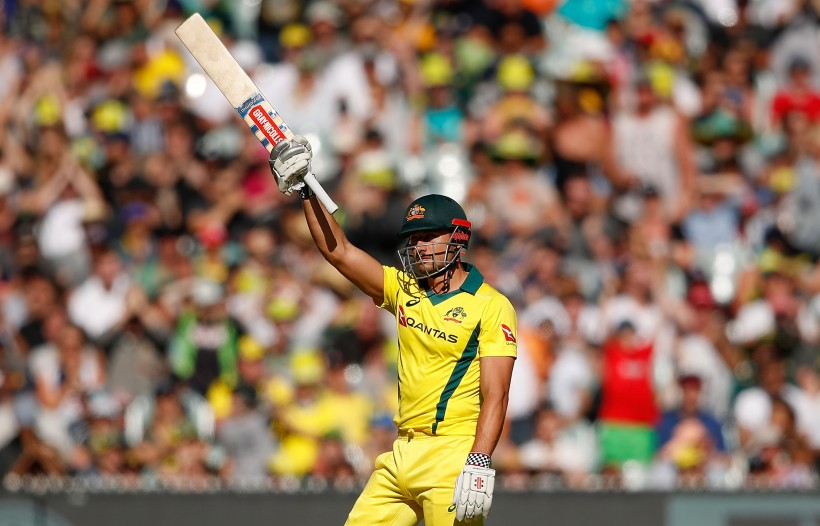 Walker: Stoinis is world-class
