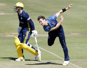 Henry delighted with Kent spell