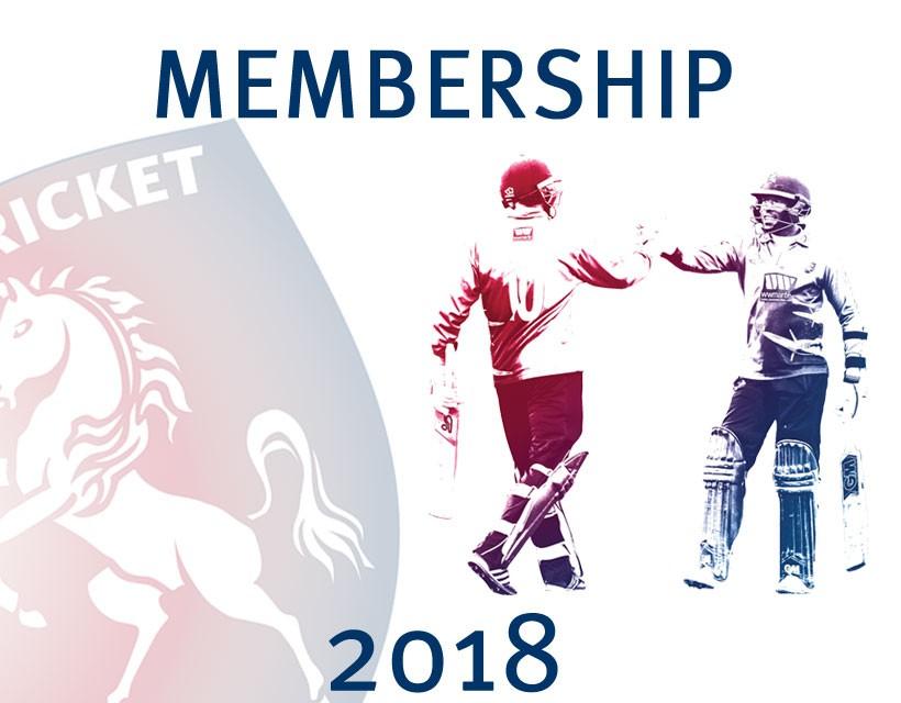 2018 Memberships now on sale