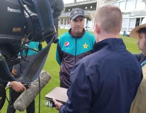 Pakistan coach: We'll treat Kent match like Test