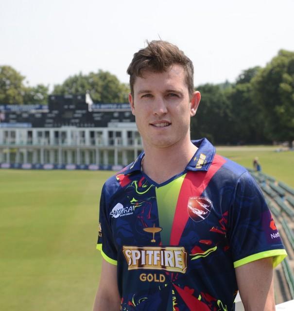 Milne raring to go for Spitfires