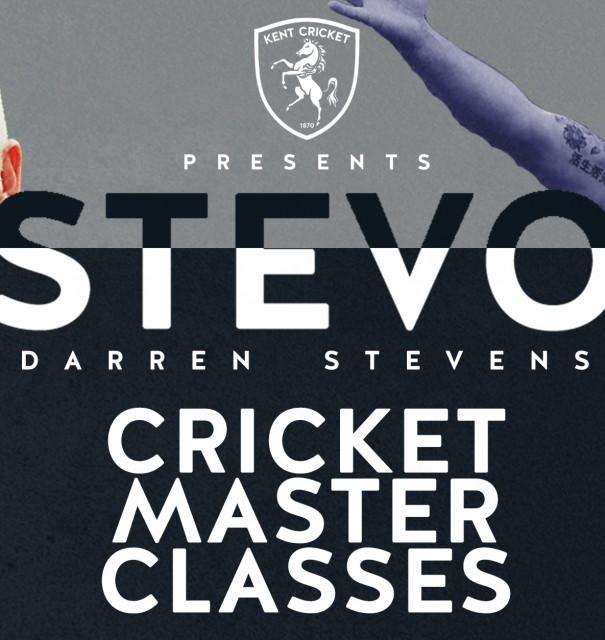 Darren Stevens to host masterclasses this winter