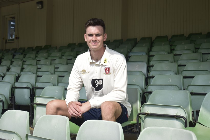 Gilchrist enjoying start to Kent career