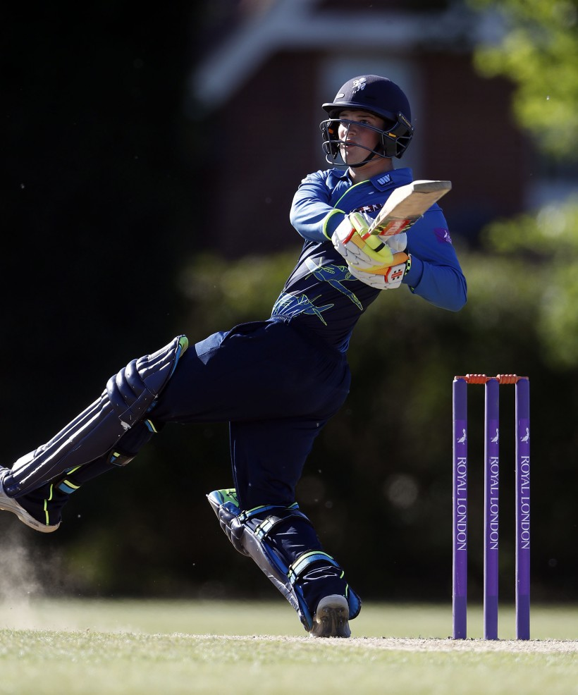 Ollie Robinson in England Under-19 squad