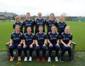 Kent Women crowned champions