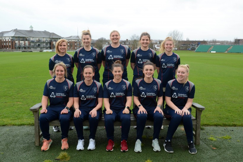 Kent Women crowned champions