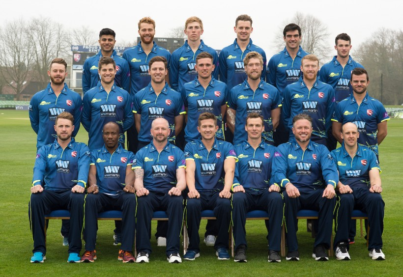 Hampshire v Kent Spitfires (Sat, 11am)