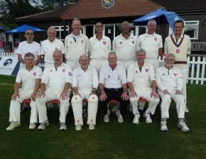 Kent Over 50s/60s/70s Cricket 2021