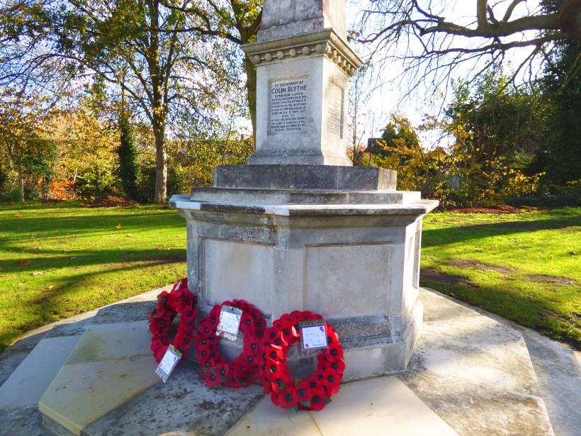 Fallen Kent cricketers remembered