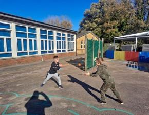 Cricket in Schools…COVID-19 Style