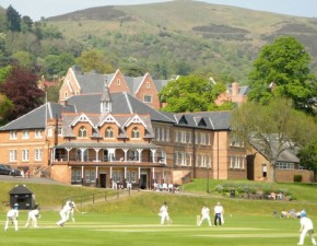 Girl's County Squads Succeed in Malvern