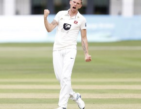 Wickets fall on Day Two