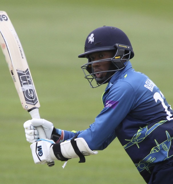 Bell-Drummond in England Lions one-day squad