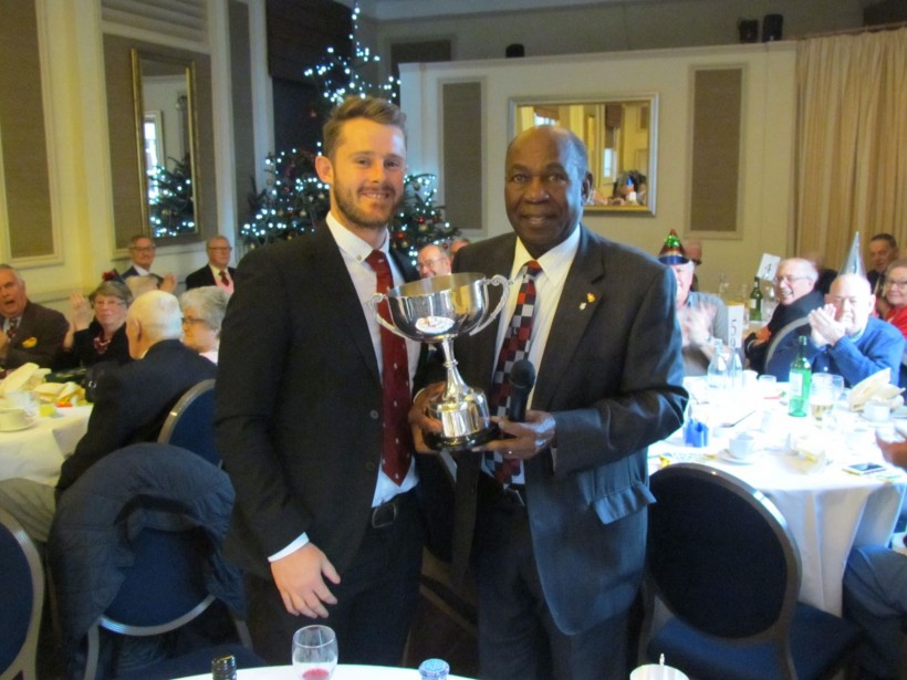 Rouse wins Supporters Club award