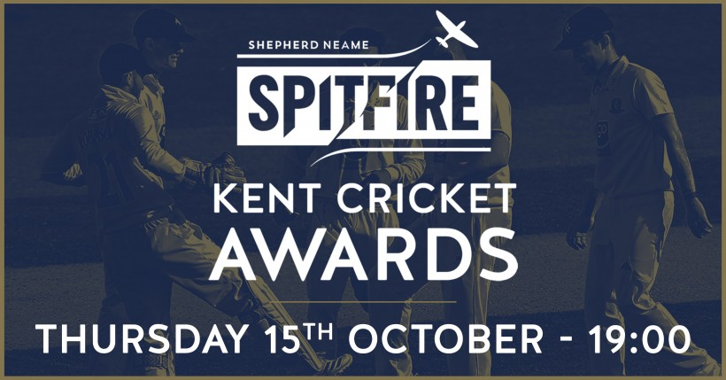 2020 Spitfire Kent Cricket Awards