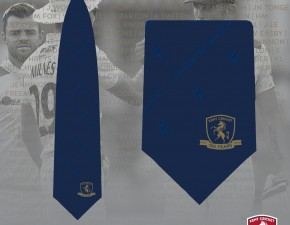 150th Year Club Ties launched