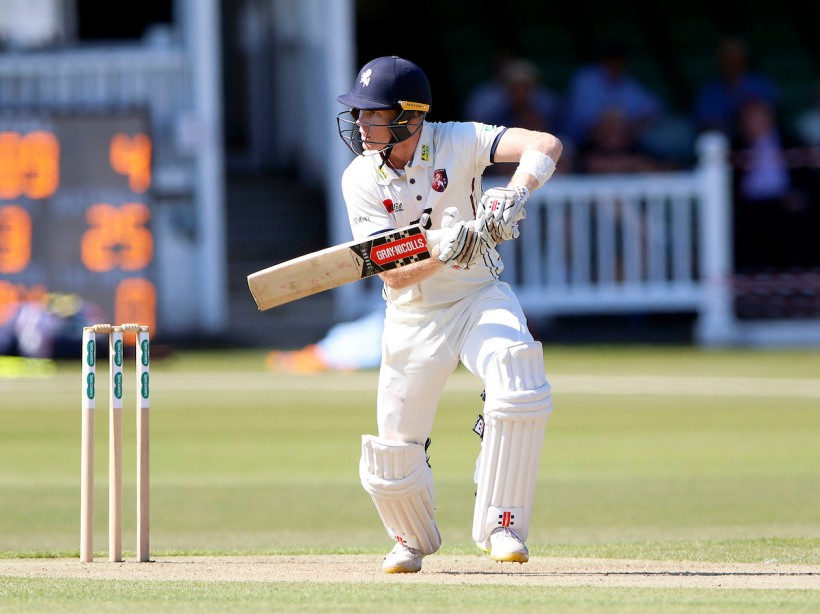 Eight year wait is finally over as Kent get promoted