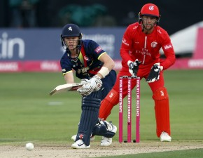 Lancashire end Kent's finals hopes
