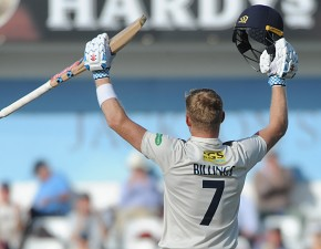 Kent on the brink of win after Billings ton