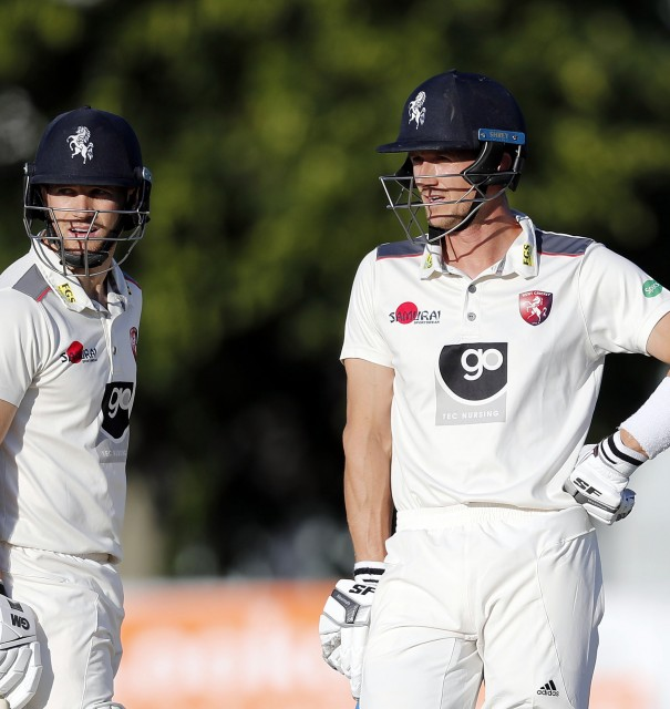 Honours even at Hampshire
