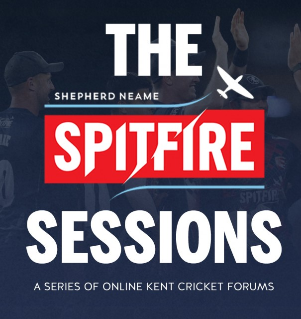 Current Kent stars to wrap-up lockdown Spitfire Sessions