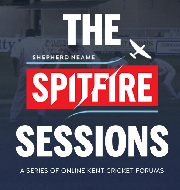 Trophy-winning Kent stars join The Spitfire Sessions