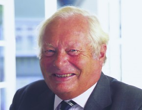 Robert Neame CBE, DL, DCL