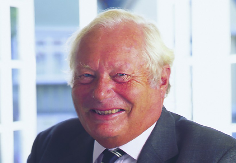 Robert Harry Beale Neame CBE DL DCL