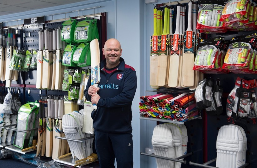 Kent Cricket Club Shop Set to Reopen