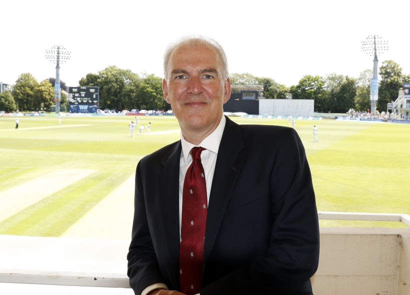 Chairman's message ahead of Hampshire tie