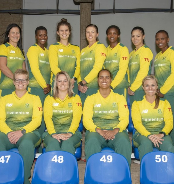 South Africa squad for Royal London Women's ODIs