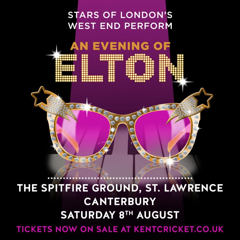 'An Evening of Elton' comes to The Spitfire Ground