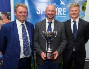 Stevens bags top prize at Kent Cricket Awards