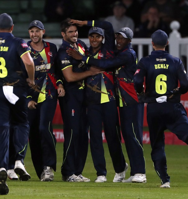 Spitfires secure place in knockout stages