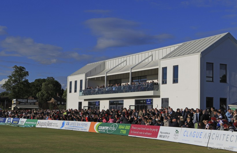 The County Ground, Beckenham announced as a venue for The Hundred